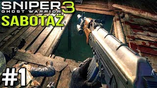Sniper: Ghost Warrior 3 - DLC Sabotaż [#1]