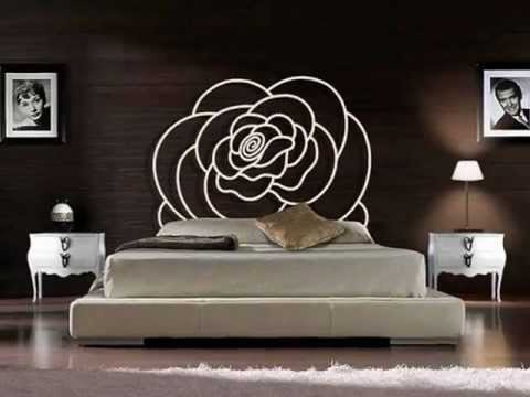 Decoracion Dormitorios  Cabeceros con Diseos inspirados en la naturalez  YouTube