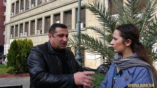 Маркос Илиадис, кандидат от АНЭЛ - о Ципрасе, России и Греции
