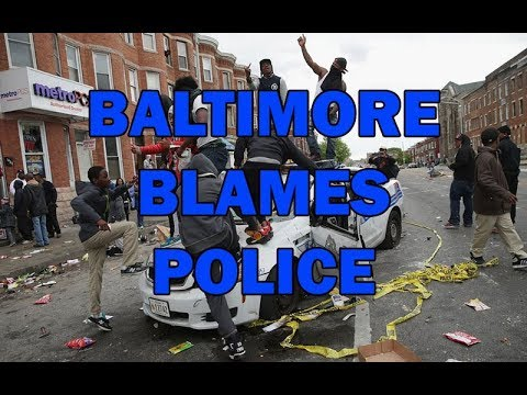 Baltimore Demanded Police Leave, Now Blames Them For Increased Murders! LEO Round Table episode 443