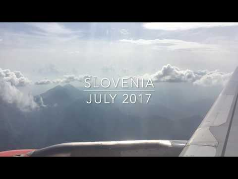 Slovenia 2017- Travel Video Montage