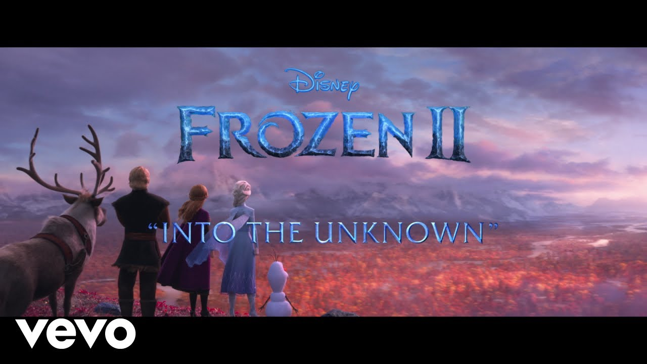 Idina Menzel Into The Unknown From Frozen 2 First Listen