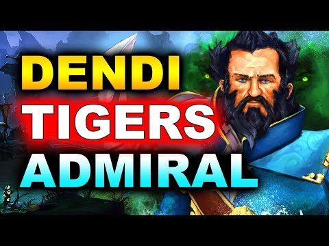 DENDI + TIGERS vs ADMIRAL - SEA OPEN FINAL - STARLADDER MINOR DOTA 2 thumbnail