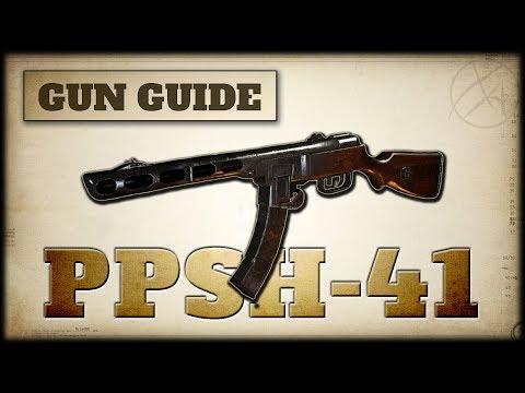 PPSH-41 Stats & Best Class Setups   CoD WW2 Gun Guide #1