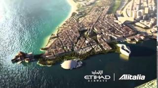 Etihad Airways and Alitalia joint promo, 08 Aug 2014