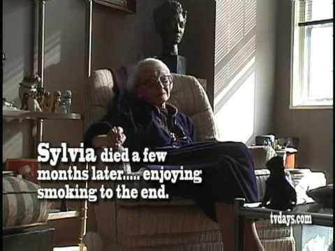 ACTRESS SYLVIA SYDNEY TALKS WITH DESIGNER MEL ODEM 1999