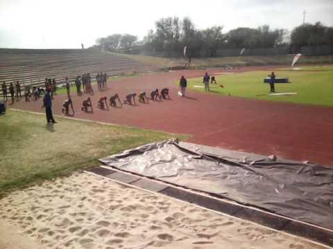 Rural Sport Development 2017 national Athletics in Old Peter Mokaba stadium Limpopo