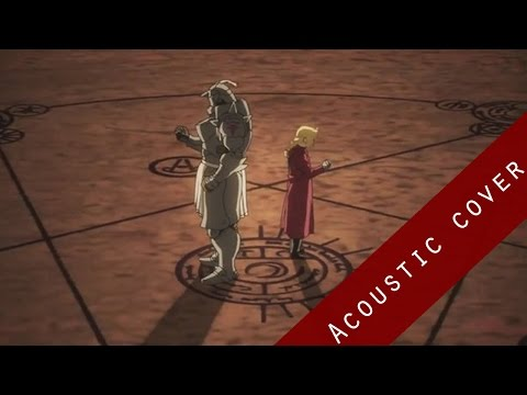 【Acoustic】- Fullmetal Alchemist Brotherhood (OP4) ~ Period ~ INSTRUMENTAL (TAB)