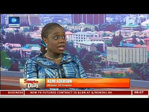 Finance Minister Adeosun Dissects Rationale Behind $5.5bn Loan Request Pt.1 |Sunrise Daily|