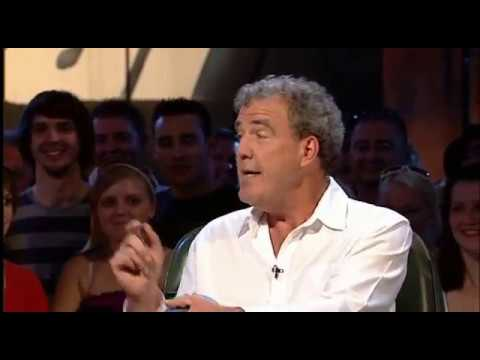 Jeremy Clarkson on his driving test
