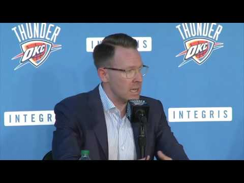 Thunder Announce Russell Westbrook Contract Extension