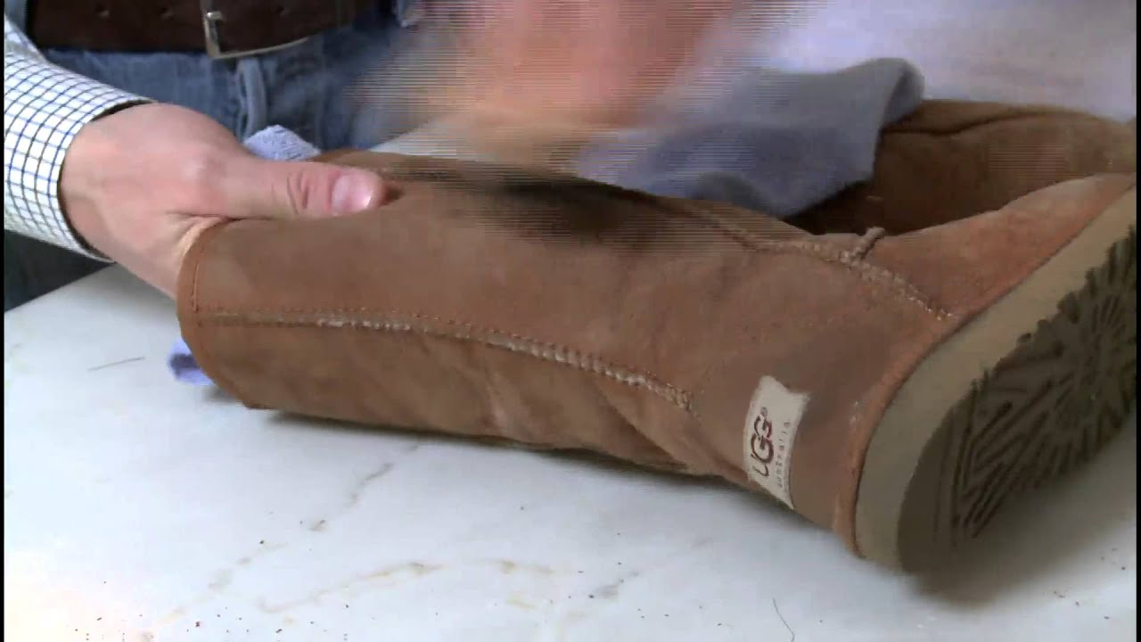 63f11688aa2 DIY: How to Clean Ugg Boots at Home. Easy Cleaning Advice From a Suede  Professional