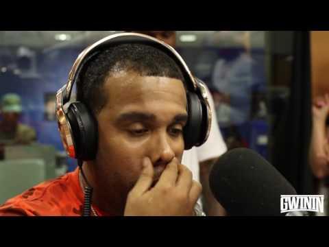 JR Writer Stops Thru DJ Self Show On Power 105