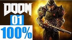 Doom 2016 [100% Platin Guide] Deutsch [Walkthrough] Alle Trophäen - Erfolge [Mission 1] Doom 4