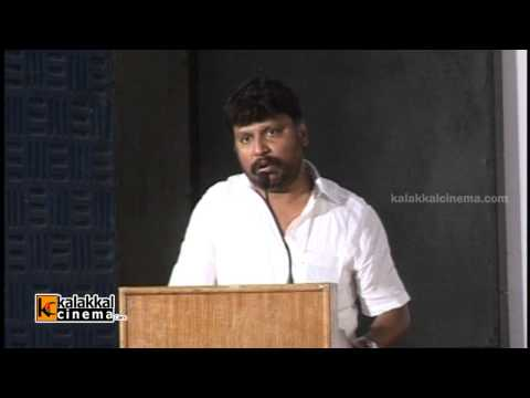 J Sathish Kumar at Aal Movie Press Meet
