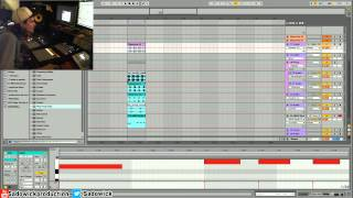 Ableton Live 9 - Lets Make Some Deep & Dub Tech-House Start To Finish