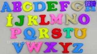Английский Алфавит для детей повторяем буквы| Учим английский язык |Учим буквы и слова на английском