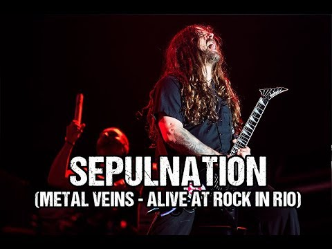 Sepultura - Sepulnation (Metal Veins - Alive at Rock in Rio) [feat. Les Tambours du Bronx]