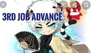 MapleStory Ho Young Day 2 3rd Job #02 day