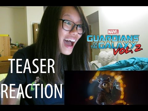 Guardians of the Galaxy Vol. 2 Teaser - Reaction & Review