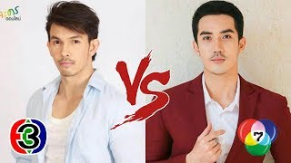 Top 10 Popular Thai Actors of Channel 3 Vs Ch 7