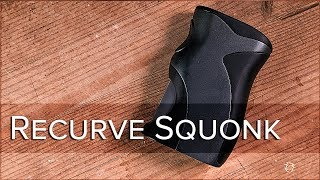 Recurve Squonk Mod by Wotofo X Mike Vapes