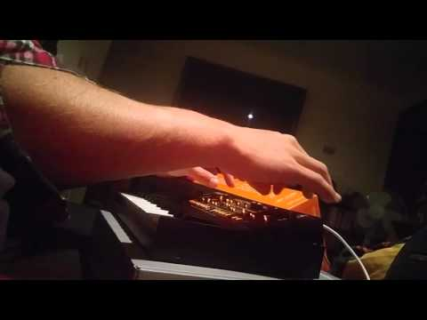 Peanut butter and Synth jam
