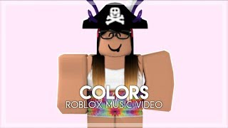 Colors - Roblox Music Video