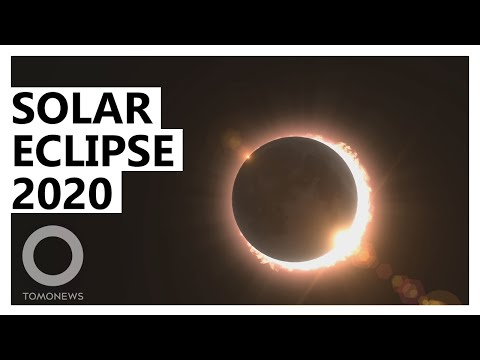 Rare 'Solstice Ring Of Fire' Solar Eclipse: All You Need To Know