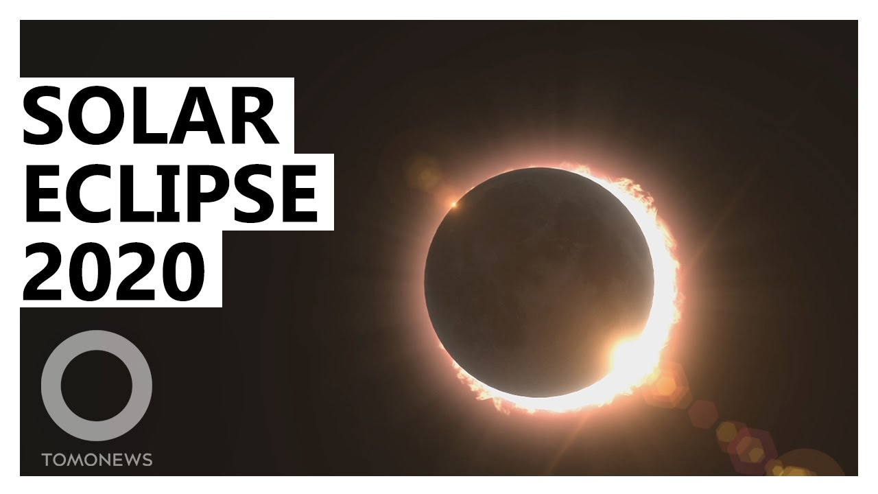 'Ring of fire' solar eclipse 2020: Here's how it works (and what to ...