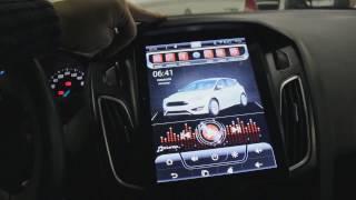 видео Штатная магнитола на Форд (Ford) | Цена с установкой в центре Паркмастер | Москва