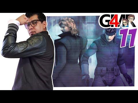 La Muerte de Liquid Snake   Metal Gear Solid: The Twin Snakes   11   Español