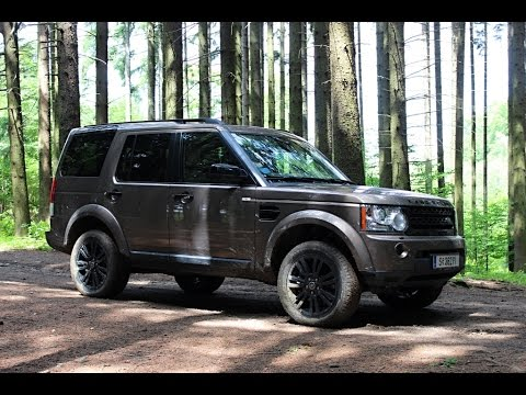 will it drift land rover discovery 4 black youtube. Black Bedroom Furniture Sets. Home Design Ideas