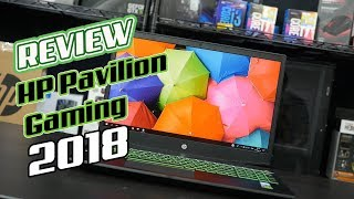 Review - HP Pavilion Gaming 15 ปี 2018 เกมมิ่งโน้ตบุ๊คขอบจอบางที่ถูกที่สุด เพียง 24,900 บาท