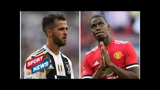 Man Utd transfer news: Juventus make Paul Pogba decision over Miralem Pjanic