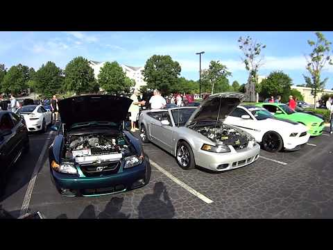 Morrisville Cars & Coffee August 5th 2017