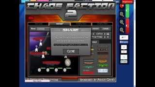 Chaos Faction Mechalo Level Editor