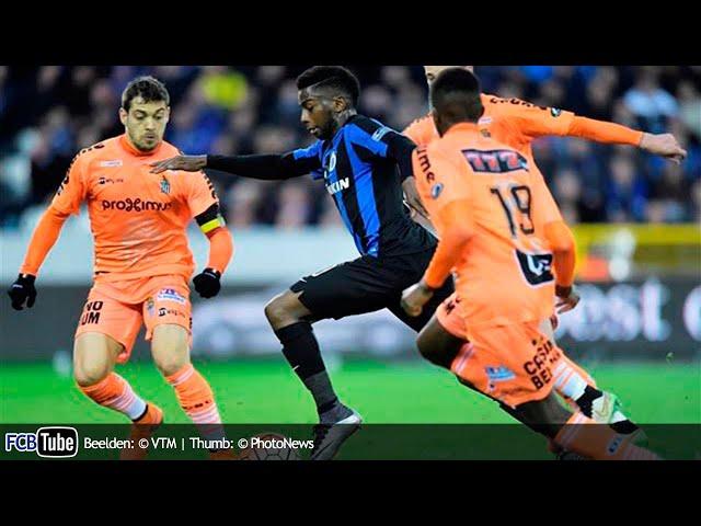 2015-2016 - Jupiler Pro League - 18. Club Brugge - SC Charleroi 2-1