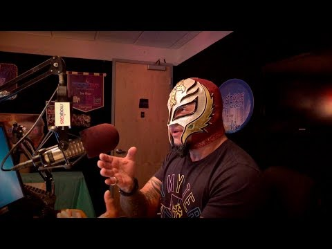 Rey Mysterio Interview With Xavier The X-Man