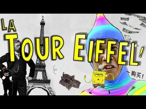 ETH - LA TOUR EIFFEL ! (Son Histoire et ses Anecdotes)