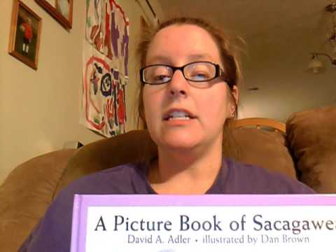 Picture Book of Sacagawea   Book Talk #2