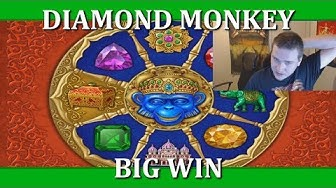 BIG WIN - DIAMOND MONKEY - AMATIC
