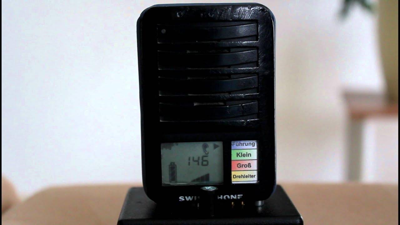 swissphone quattro alarmton