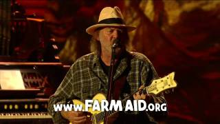 Neil Young - Sign of Love (Live at Farm Aid 25)