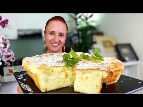 """БЕЗ-МУКИ-Королевская-творожная-запеканка-""""Крутая-бабка""""-лучше-сырников-Люда-Изи-Кук-soft-cheesecake"""