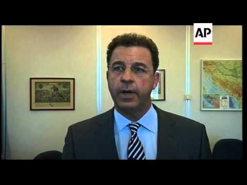 Briefing by UN war crimes prosecutor Serge Brammertz
