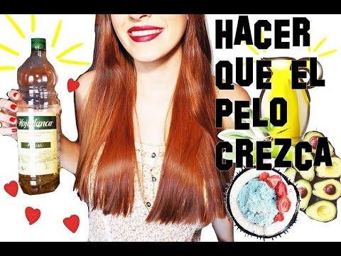 como hacer crecer el cabello naturalmente con aceite de oliva