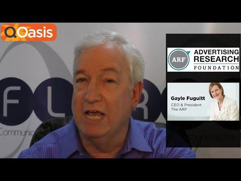 Gayle Fuguitt discusses 2016 ARF Audience Measurement Conference. (RBDR 06.13.2016)