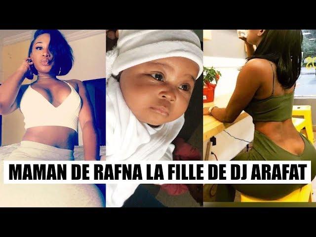 Découvrez la Maman de Rafna la Fille de DJ Arafat ????????
