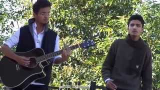 Allah Ke Bande Cover (Vocals -Vishva Nema And Guitar -Achint Jain)